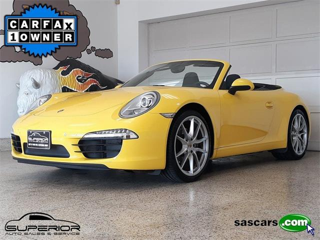 2015 Porsche 911 Carrera (CC-1373979) for sale in Hamburg, New York
