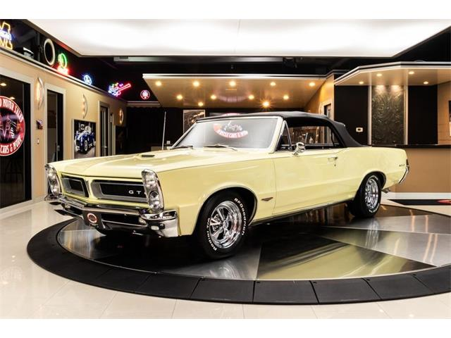 1965 Pontiac GTO (CC-1373981) for sale in Plymouth, Michigan