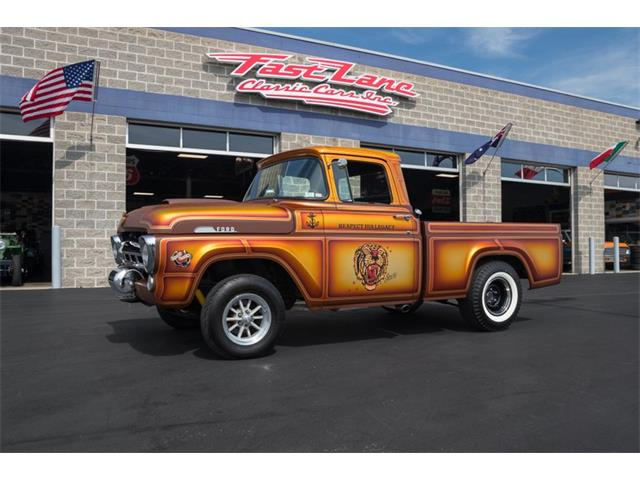 1957 Ford F100 (CC-1373985) for sale in St. Charles, Missouri