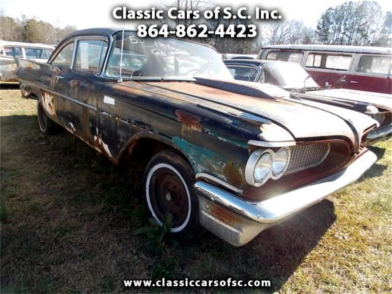 1959 Pontiac Catalina (CC-1374002) for sale in Gray Court, South Carolina