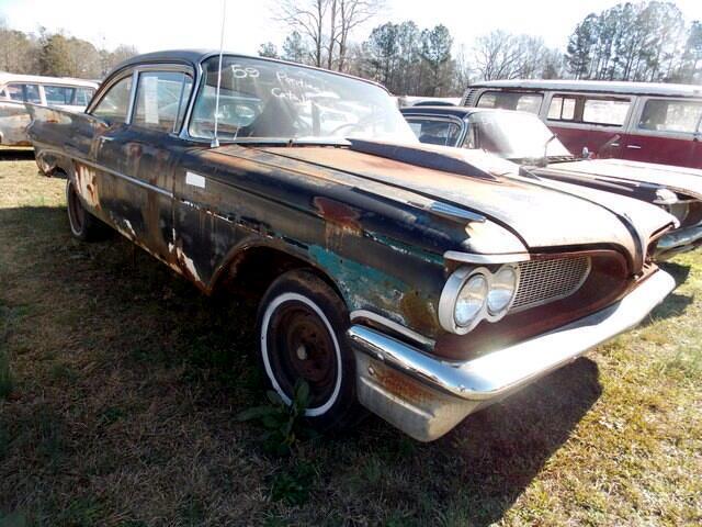 1959 Pontiac Catalina (CC-1374002) for sale in Gray Court, South Carolina