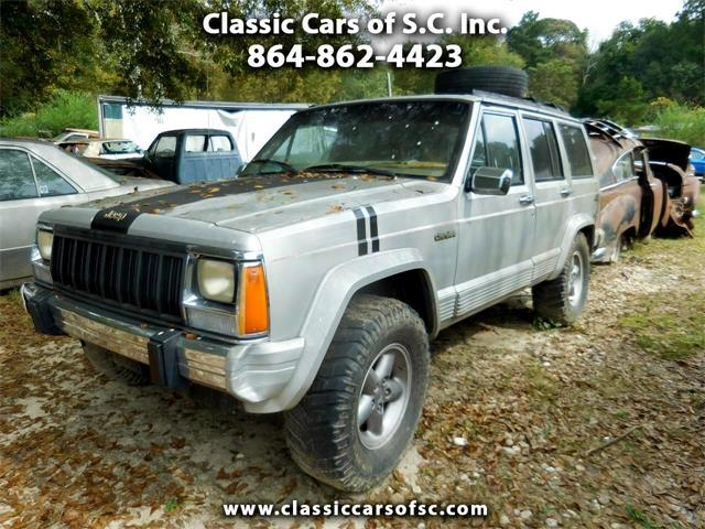 1995 Jeep Cherokee (CC-1374014) for sale in Gray Court, South Carolina