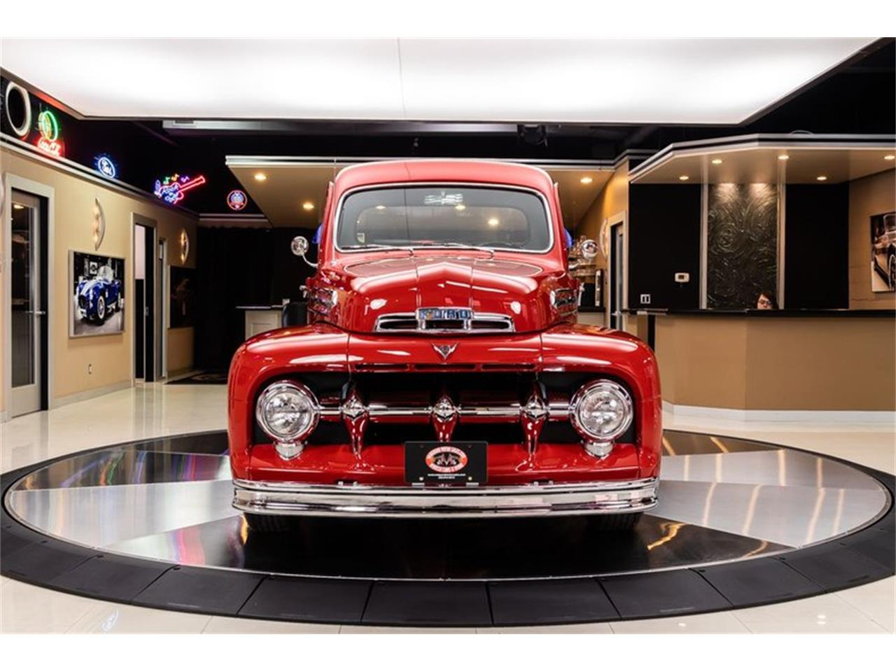 1951 Ford F1 (CC-1374017) for sale in Plymouth, Michigan