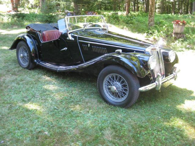 1954 MG TF (CC-1374018) for sale in Stratford, Connecticut