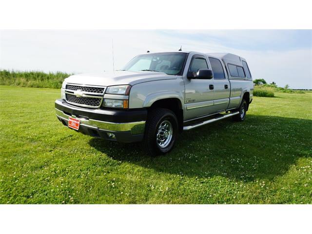 2005 Chevrolet Silverado (CC-1374023) for sale in Clarence, Iowa
