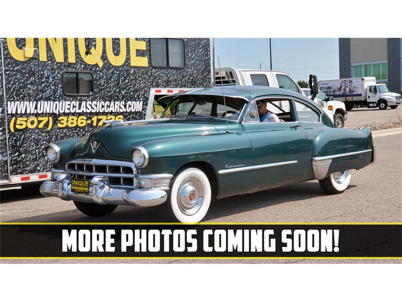 1949 Cadillac Series 61 (CC-1374027) for sale in Mankato, Minnesota
