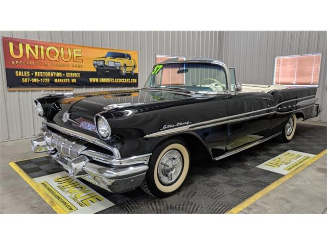 1957 Pontiac Star Chief (CC-1374028) for sale in Mankato, Minnesota