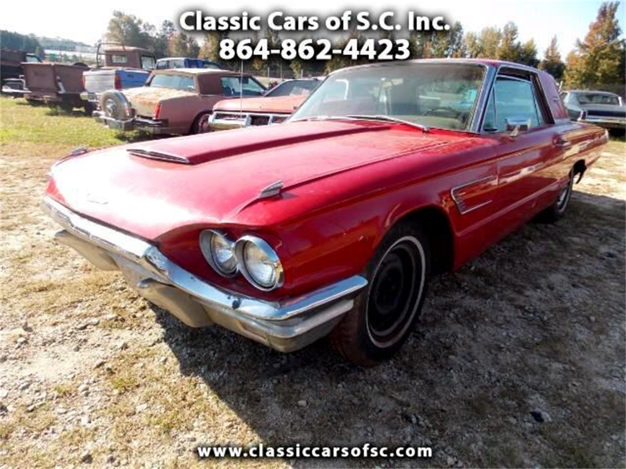 1965 Ford Thunderbird (CC-1374029) for sale in Gray Court, South Carolina