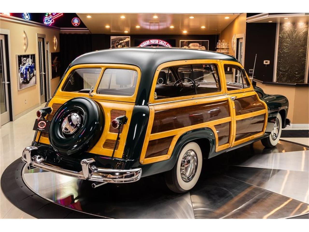 1950 Mercury Woody Wagon (CC-1374043) for sale in Plymouth, Michigan