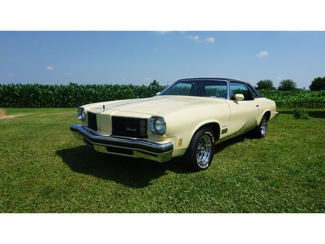 1975 Oldsmobile Cutlass (CC-1374049) for sale in Clarence, Iowa
