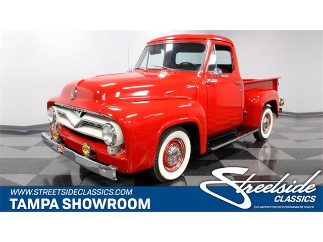 1955 Ford F100 (CC-1374051) for sale in Lutz, Florida