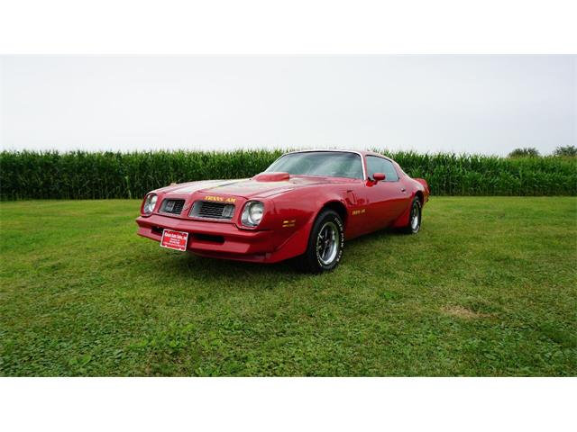 1975 Pontiac Firebird Trans Am (CC-1374080) for sale in Clarence, Iowa