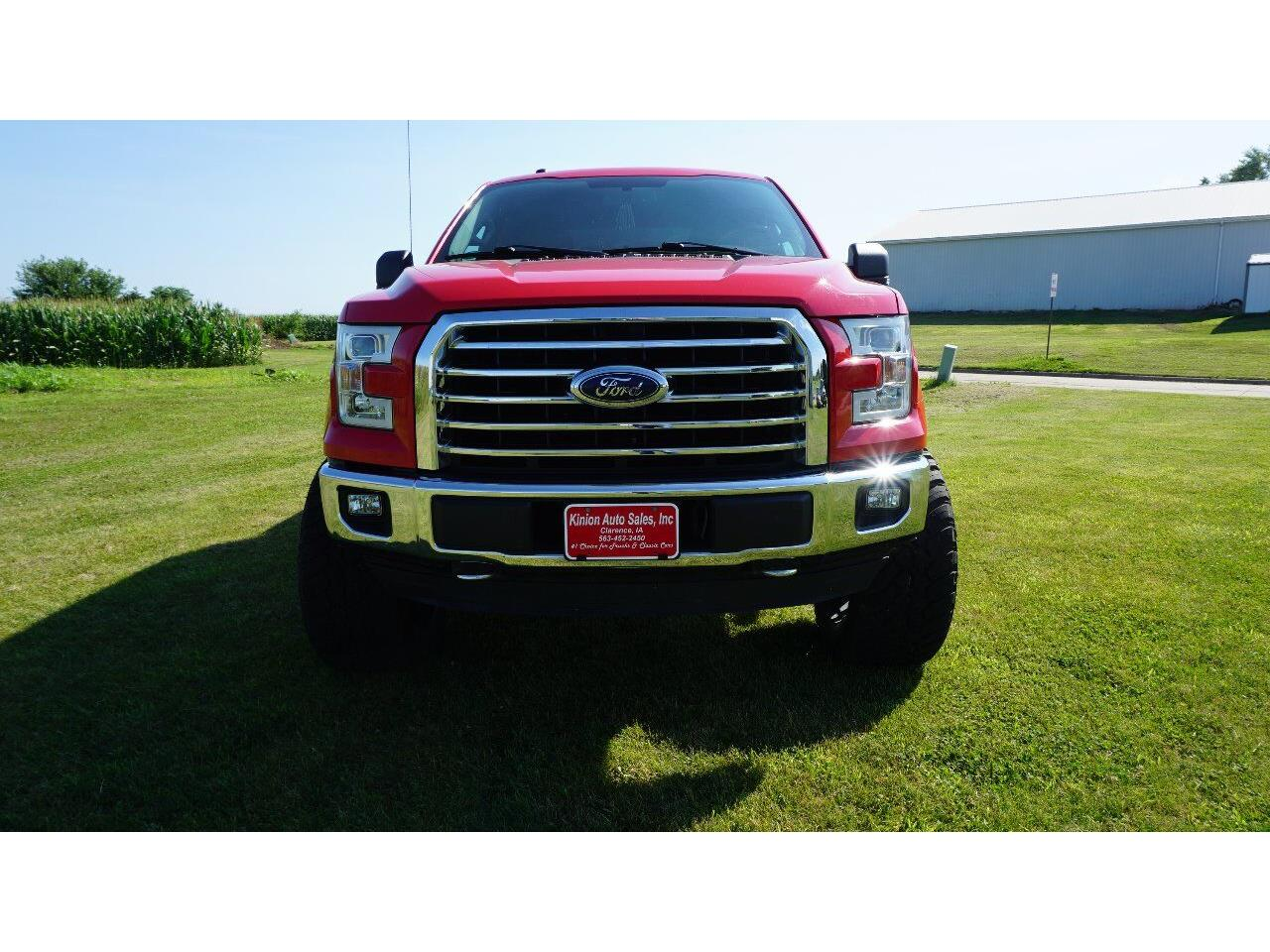 2015 Ford F150 (CC-1374090) for sale in Clarence, Iowa