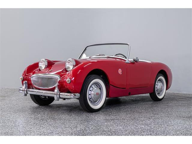 1959 Austin-Healey Bugeye Sprite (CC-1374098) for sale in Concord, North Carolina