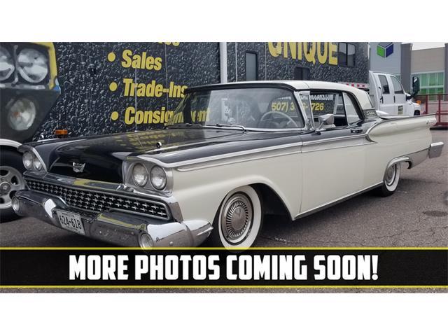 1959 Ford Fairlane (CC-1374110) for sale in Mankato, Minnesota