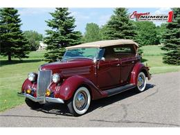 1935 Ford Phaeton (CC-1374133) for sale in Rogers, Minnesota