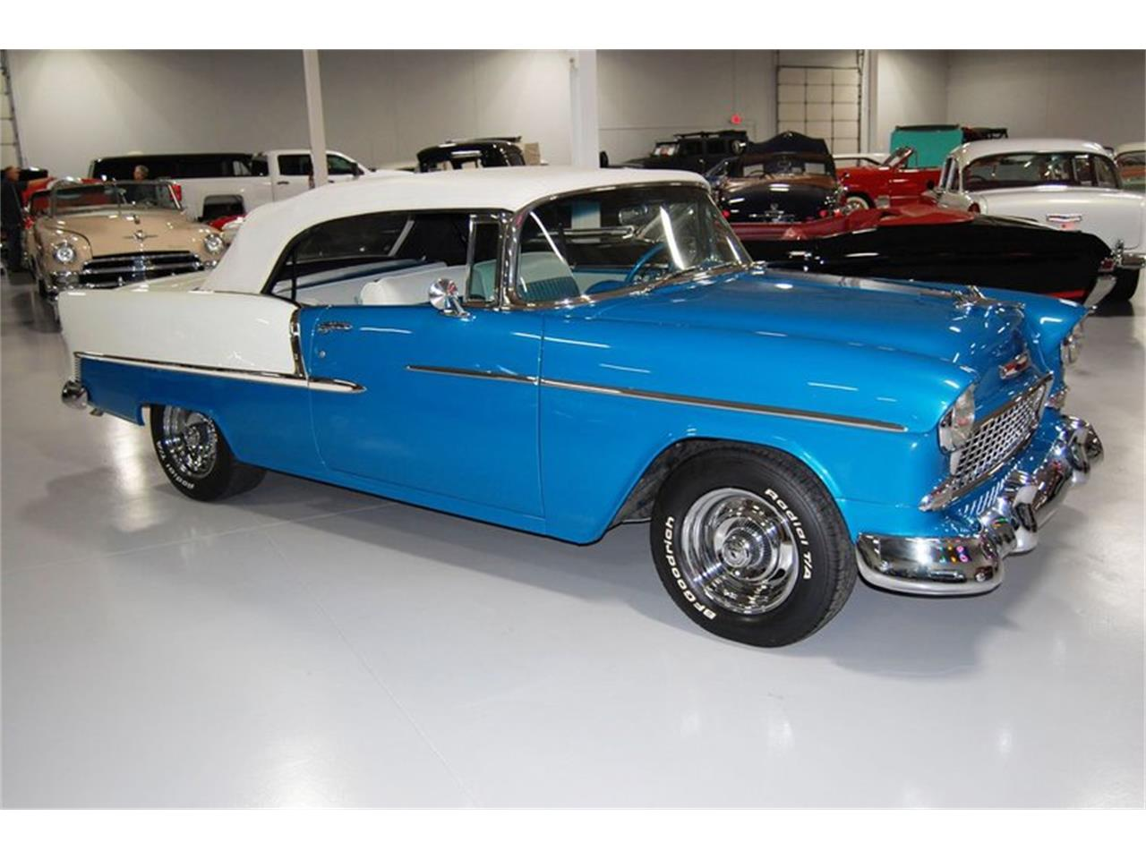 1955 Chevrolet Bel Air (CC-1374140) for sale in Rogers, Minnesota