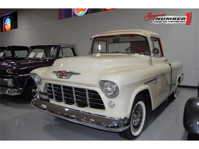 1955 Chevrolet Cameo (CC-1374169) for sale in Rogers, Minnesota