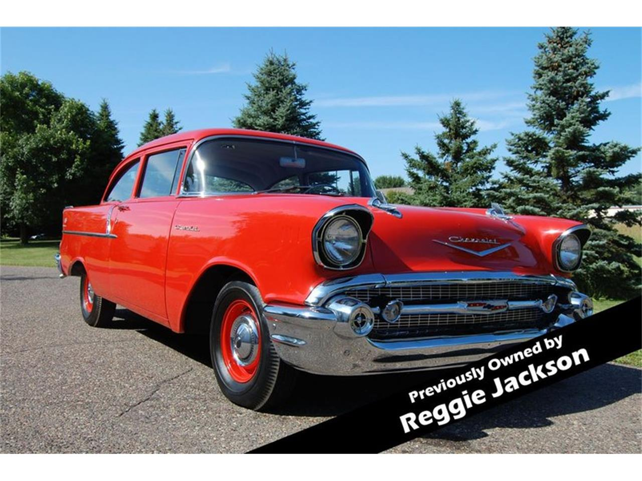 1957 Chevrolet 150 (CC-1374171) for sale in Rogers, Minnesota