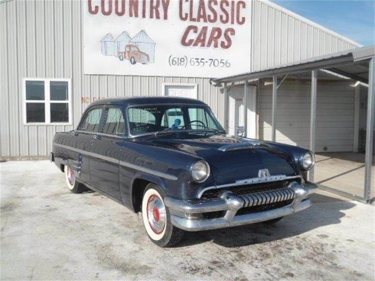 1954 Mercury 4-Dr Sedan (CC-1374192) for sale in Staunton, Illinois