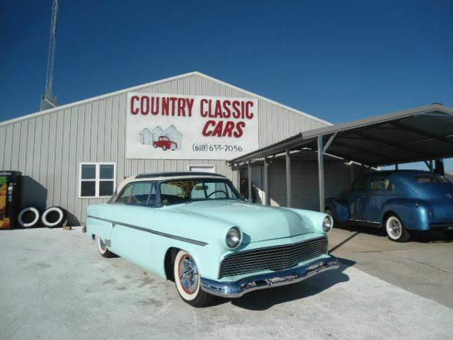 1954 Ford 4-Dr Sedan (CC-1374203) for sale in Staunton, Illinois
