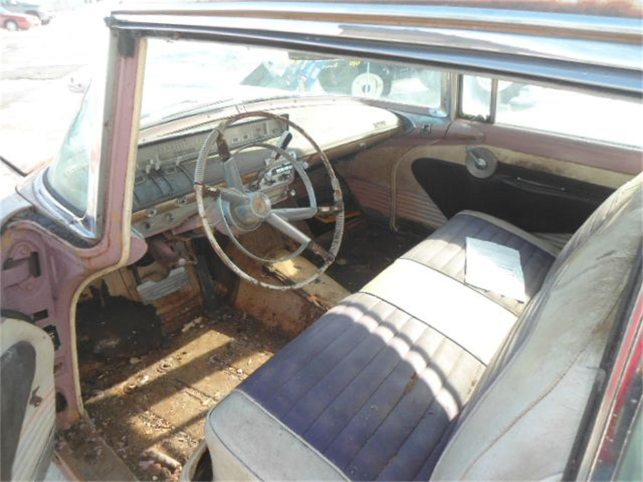1956 Lincoln Premiere (CC-1374206) for sale in Staunton, Illinois