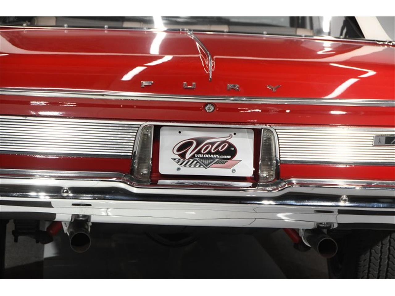 1963 Plymouth Fury (CC-1374214) for sale in Volo, Illinois