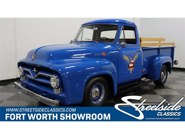 1955 Ford F250 (CC-1374215) for sale in Ft Worth, Texas
