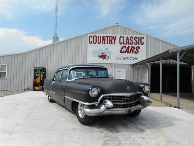 1955 Cadillac 4-Dr Sedan