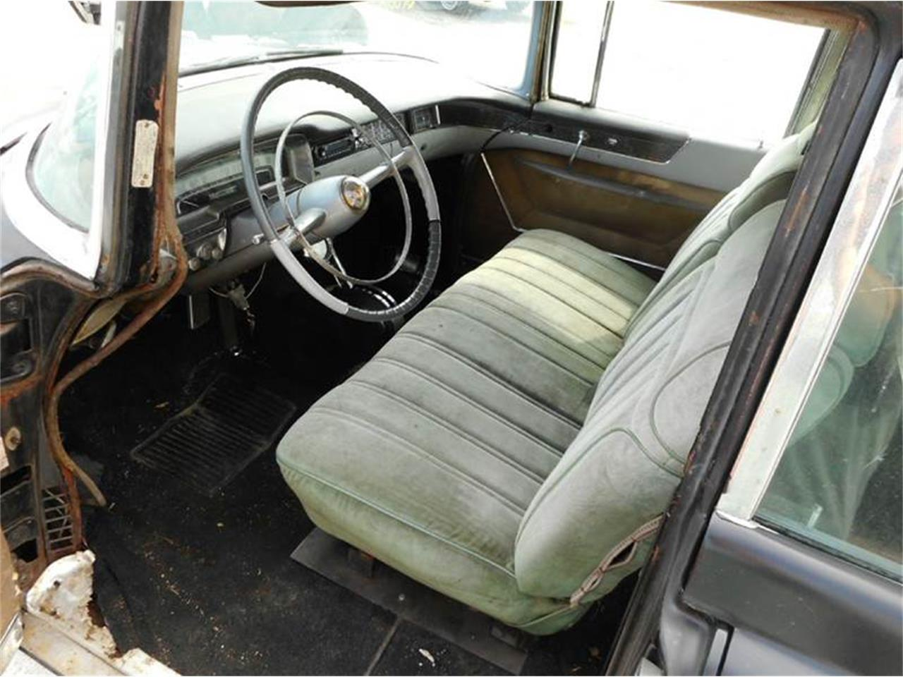 1955 Cadillac 4-Dr Sedan (CC-1374218) for sale in Staunton, Illinois
