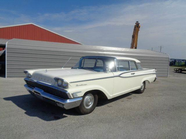 1959 Mercury Monterey (CC-1374224) for sale in Staunton, Illinois