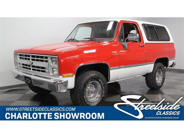 1985 Chevrolet Blazer (CC-1374225) for sale in Concord, North Carolina