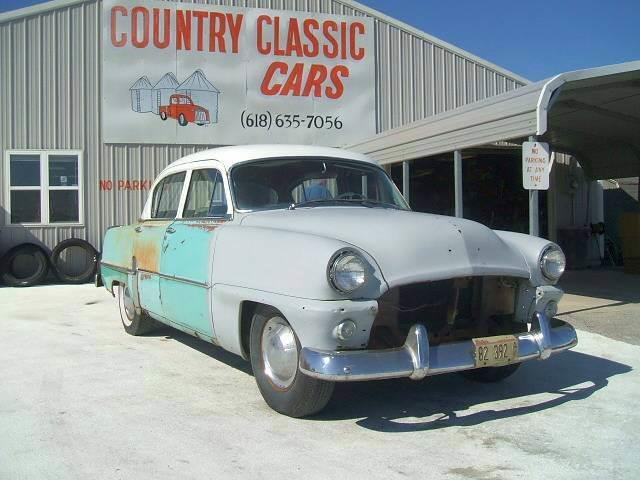 1954 Plymouth 4-Dr Sedan (CC-1374227) for sale in Staunton, Illinois
