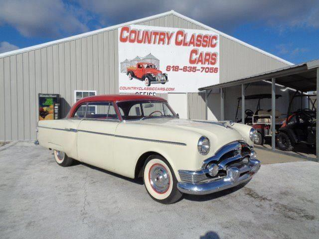 1954 Packard Clipper (CC-1374244) for sale in Staunton, Illinois
