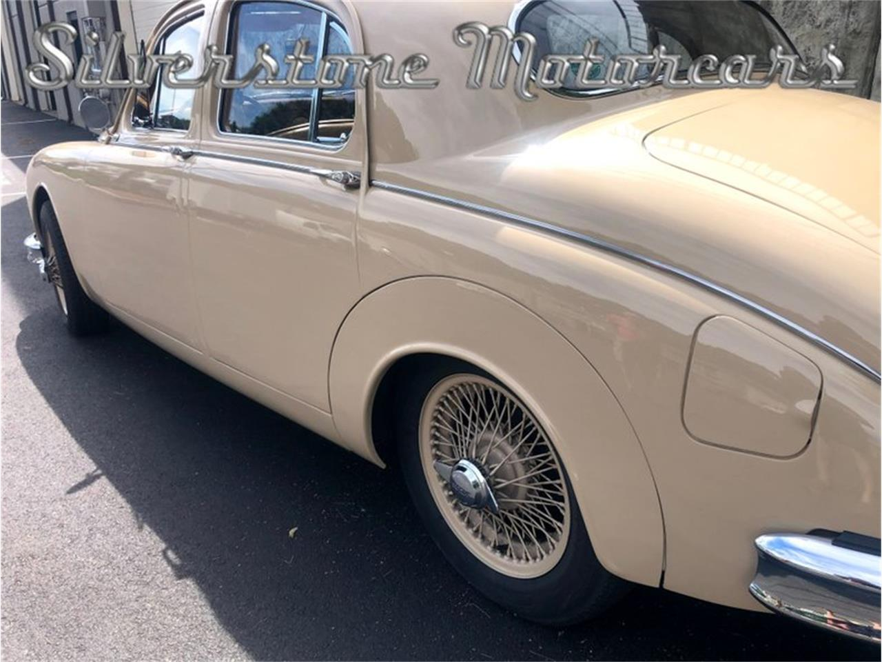 1959 Jaguar Mark I (CC-1374246) for sale in North Andover, Massachusetts