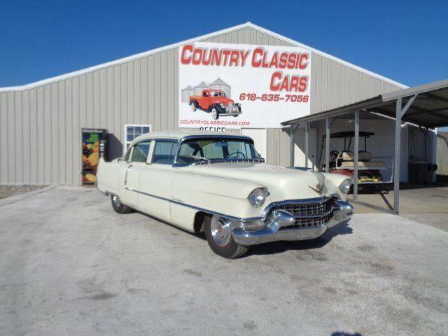 1955 Cadillac Series 62 (CC-1374249) for sale in Staunton, Illinois