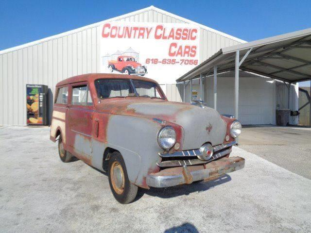 1951 Crosley Super (CC-1374250) for sale in Staunton, Illinois