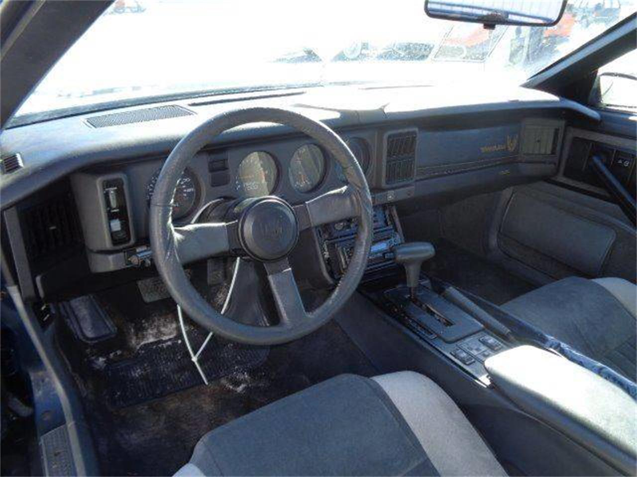 1985 Pontiac Firebird Trans Am (CC-1374257) for sale in Staunton, Illinois