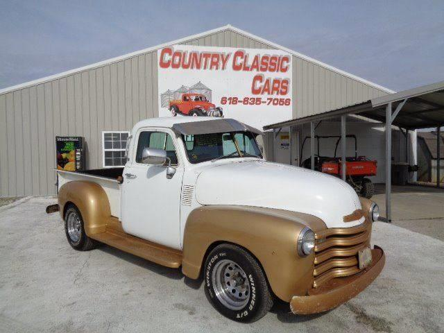 1950 Chevrolet 3100 (CC-1374262) for sale in Staunton, Illinois