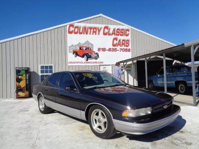 1995 Chevrolet Impala (CC-1374266) for sale in Staunton, Illinois