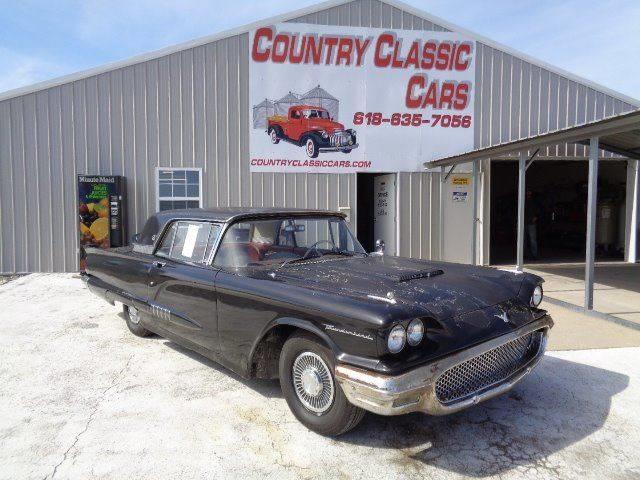 1958 Ford Thunderbird