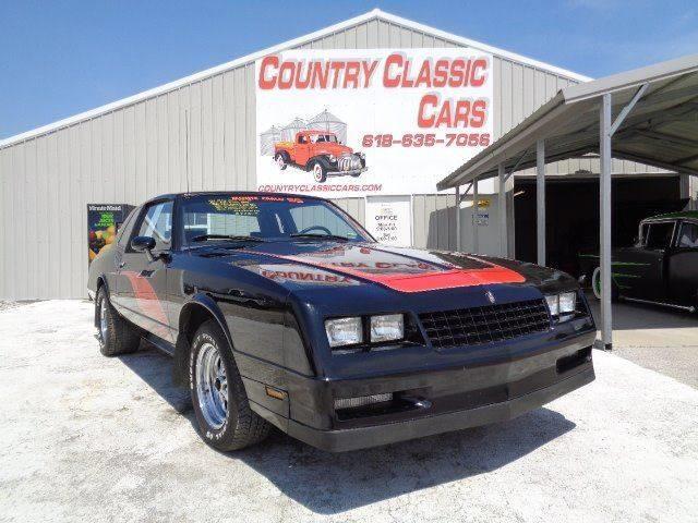 1985 Chevrolet Monte Carlo (CC-1374276) for sale in Staunton, Illinois