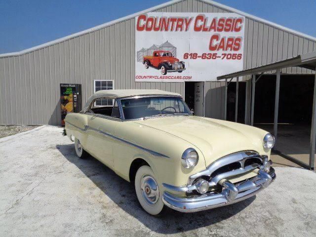 1953 Packard Series 26 (CC-1374280) for sale in Staunton, Illinois