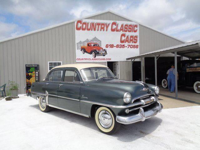 1954 Plymouth Savoy (CC-1374284) for sale in Staunton, Illinois