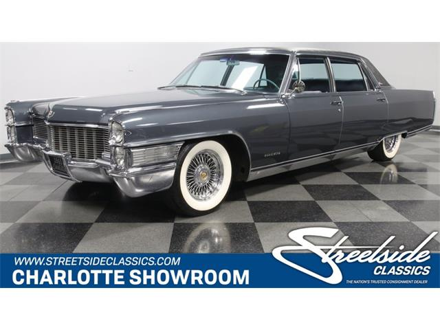 1965 Cadillac Fleetwood (CC-1374285) for sale in Concord, North Carolina
