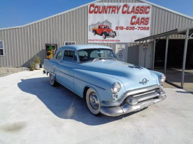 1953 Oldsmobile Super 88 (CC-1374290) for sale in Staunton, Illinois