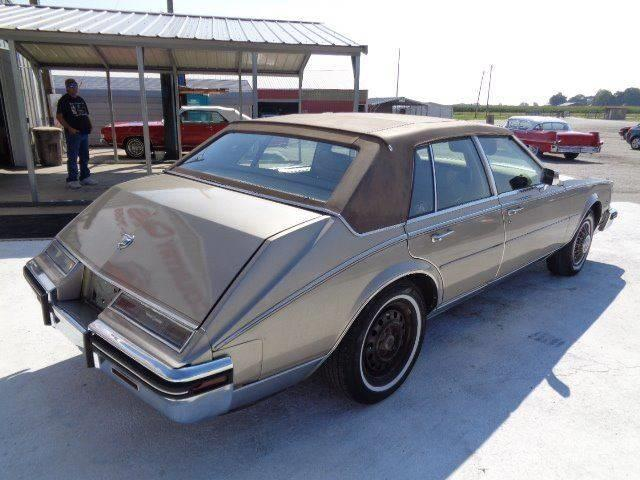 1985 Cadillac Seville (CC-1374293) for sale in Staunton, Illinois
