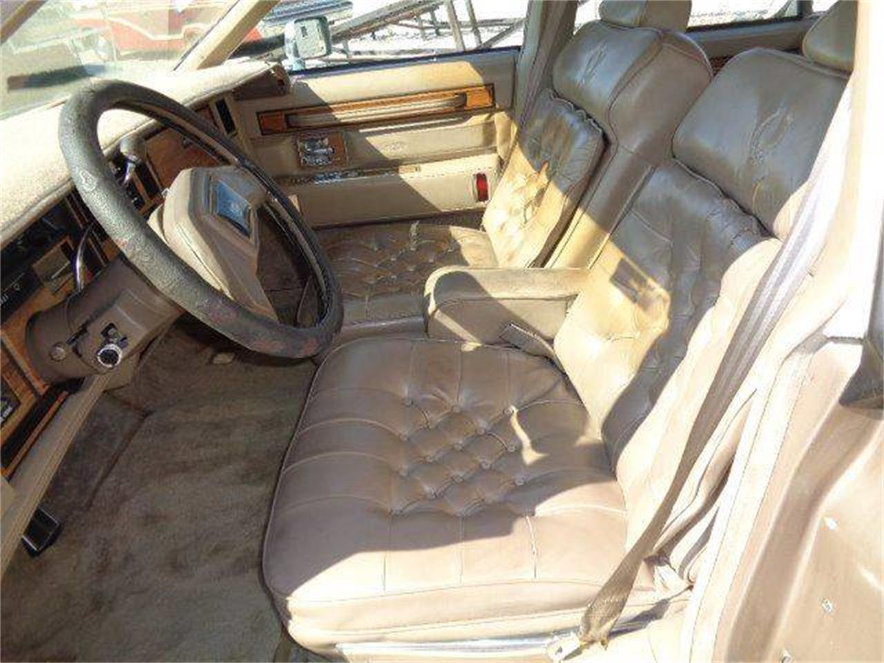 1985 Cadillac Seville (CC-1374293) for sale in Staunton, Illinois