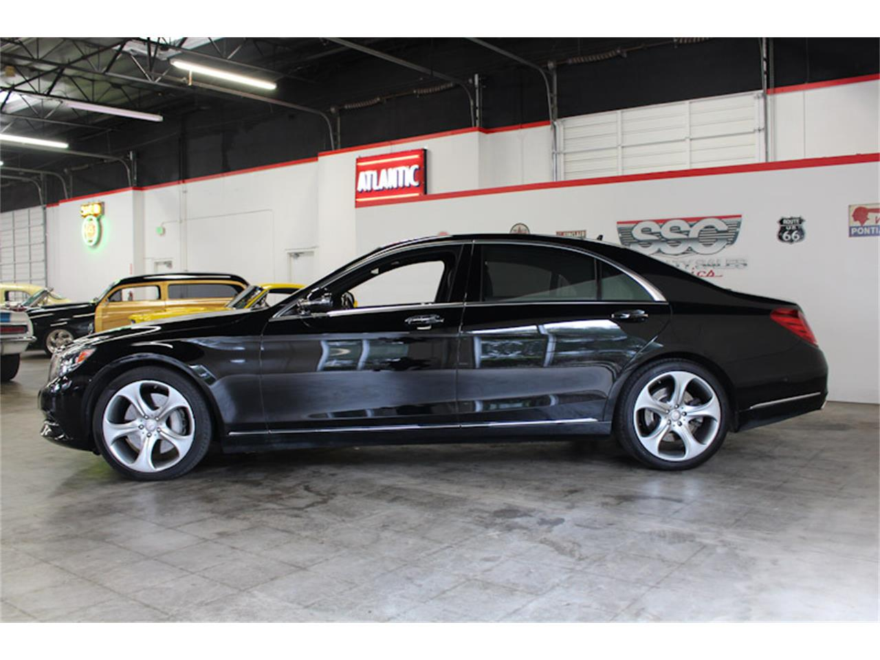 2015 Mercedes-Benz S550 (CC-1374294) for sale in Fairfield, California