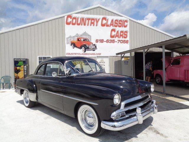 1952 Chevrolet Coupe (CC-1374296) for sale in Staunton, Illinois